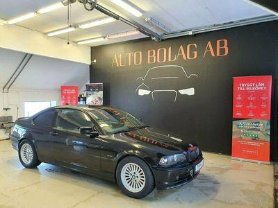 begagnad BMW 325 CI COUPÉ