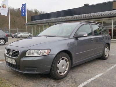begagnad Volvo V50 1.6 d Manuell 109hk Drag