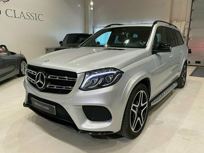 begagnad Mercedes GLS350 d AMG | Night Package | 7-sits | Byte