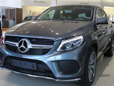 begagnad Mercedes GLE350 Coupe 350d AMG-Line