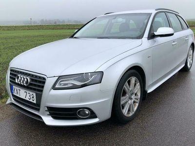 begagnad Audi A4 2.0 TDI Avant S-Line, Proline
