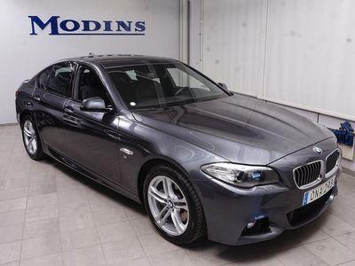 begagnad BMW 530 d xDrive X-drive Aut 258Hk M-Sport (MV+Drag)