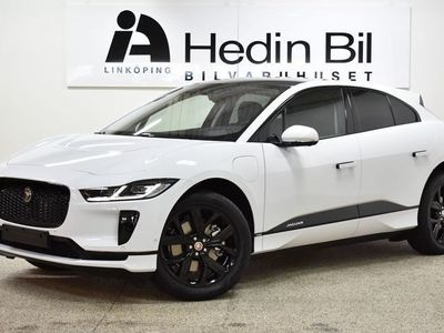begagnad Jaguar I-Pace Signature HSE EV400 AWD
