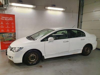 begagnad Honda Civic 1.3 HYBRID CVT 1 ÄGARE BESIKTAD 1