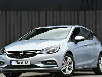 begagnad Opel Astra 1.6 CDTI ecoFLEX 5dr (110hk) Kamkedja/Euro6