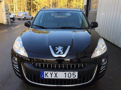 begagnad Peugeot 4007 2,2 HDI 4X4 Automat 7 Sits