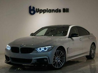 begagnad BMW 420 Gran Coupé dA xDRIVE M-SPORT MPERFROMANCE SE SPEC