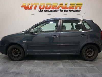 begagnad VW Polo 5-dörrar 1.4 75hk
