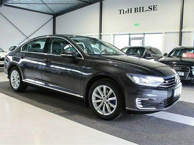 begagnad VW Passat GTE 218HK Plug-In-Hybrid Drag