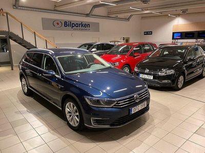 begagnad VW Passat GTE Variant 1.4 TSI DSG Eur