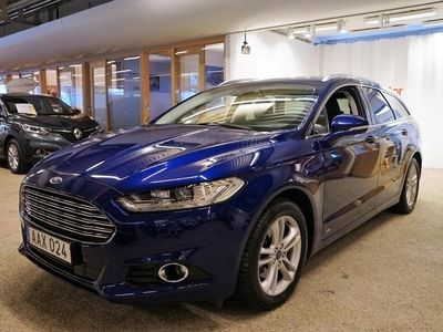 begagnad Ford Mondeo 2.0 TDCi 180 Business A AWD Kombi