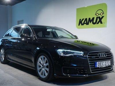 begagnad Audi A6 3.0 TDI Q S-line D-värm Drag 2016, Personbil 319 800 kr