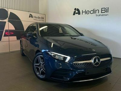 begagnad Mercedes A250 - Benze | KAMPANJ leasing | Panelbelysning