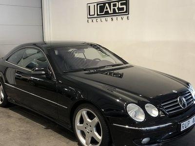 begagnad Mercedes 600 CL BenzSvensksåld 2001, Personbil 159 900 kr
