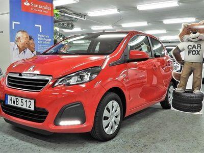 begagnad Peugeot 108 5-dörrar 1.0 VTi 5-dörrar Euro 6