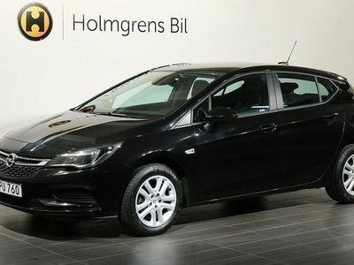 begagnad Opel Astra 5d 1.0 T Enjoy Pluspaket 2018, Halvkombi 129 800 kr