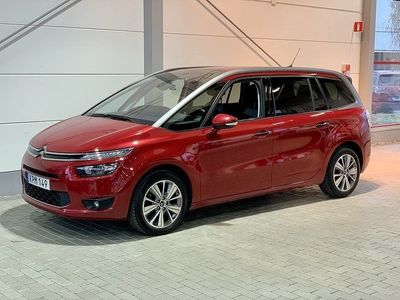 begagnad Citroën Grand C4 Picasso 1.6 HDi EGS