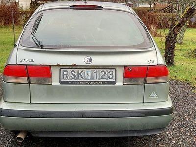 begagnad Saab 9-3 SE 5D 2.0T