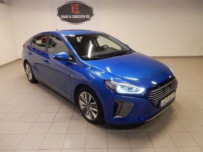 begagnad Hyundai Ioniq Hybrid Premium Eco 141Hk