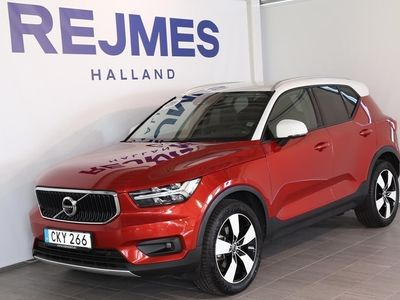 brugt Volvo XC40 D4 AWD Momentum Intro Edition Inko -18