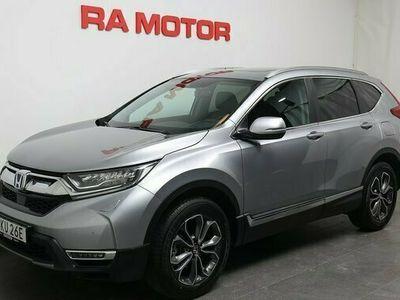 begagnad Honda CR-V Executive Panor Navi Automat Hybrid 2020, SUV Pris 444 900 kr