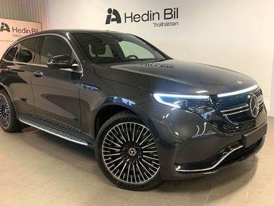 begagnad Mercedes EQC - Benz400 4MATIC Premiumplus / Amg / Drag / Värmare / Demo