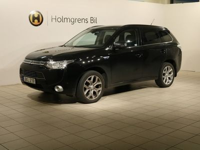 used Mitsubishi Outlander P-HEV Business
