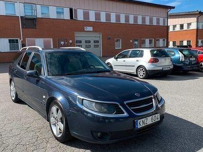 begagnad Saab 9-5 SportCombi 2.3 T Griffin, Vector 2010, Personbil 38 500 kr