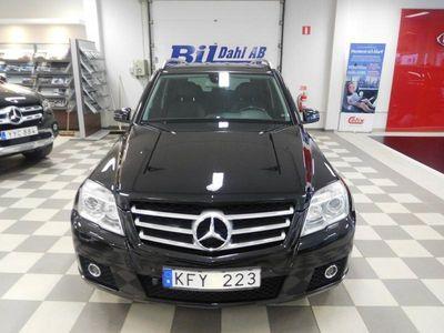 begagnad Mercedes GLK350 CDI 4MATIC