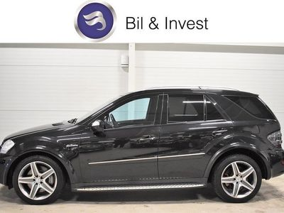 begagnad Mercedes ML63 AMG AMG 4MATIC 7G-Tronic Exclusive 510HK