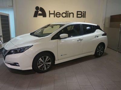 begagnad Nissan Leaf TEKNA 40 KWH LEATHER 2-TONE