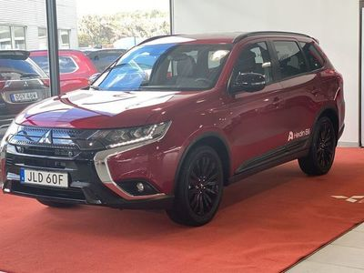 begagnad Mitsubishi Outlander 2,0 ONYX 7 - SITS CVT 4WD