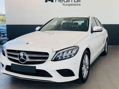 begagnad Mercedes C220 D Sedan, Dragkrok, Navigation