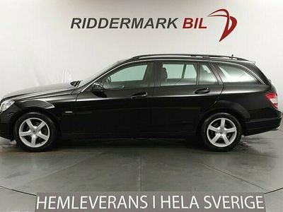 begagnad Mercedes C180 CGI BlueEfficiency Kombi S204 (156hk)