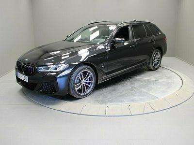 begagnad BMW 530 e xDrive Touring M Sport Innovation Dragkrok 2021, Personbil Pris 792 450 kr