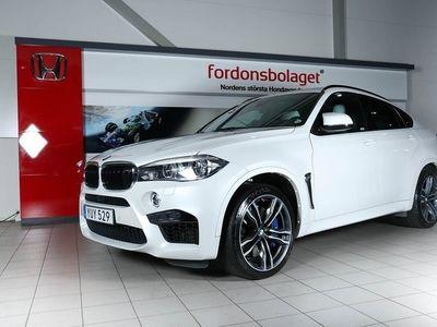 begagnad BMW X6 M 575HK Svensksåld