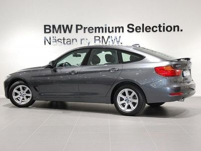 begagnad BMW 320 Gran Turismo d Drag Navigation