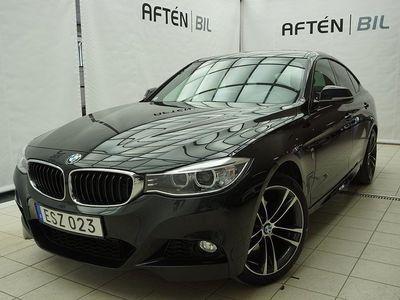gebraucht BMW 320 Gran Turismo D M-Sport -16