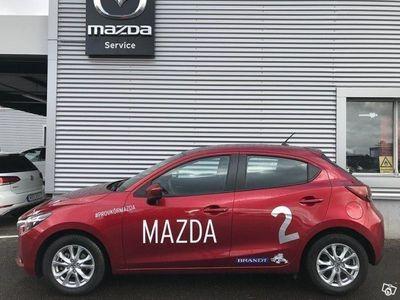 begagnad Mazda 2 1.5 90hk Core Demobil 400mil -19