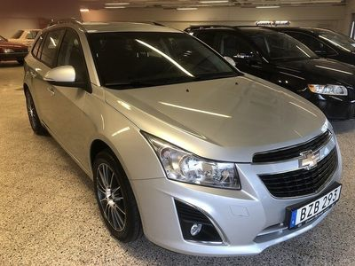 begagnad Chevrolet Cruze Kombi 1.4 T 140hk