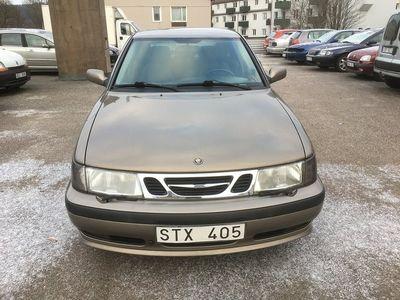 usado Saab 9-3 5-d 2.0 T SE (150hk),Besiktigad..