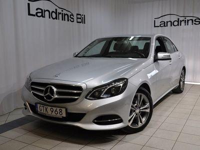 brugt Mercedes 350 E-KLASSBlueTEC 4MATIC 7G-Tronic Plus Euro 6 258hk