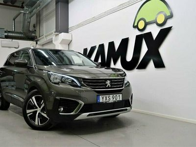 begagnad Peugeot 5008 1.6 BlueHDi EAT | 7-sits | EU6