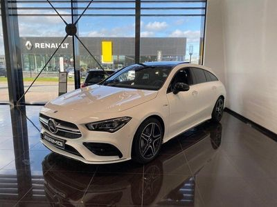 begagnad Mercedes CLA35 AMG AMG4MATIC Shooting Brak
