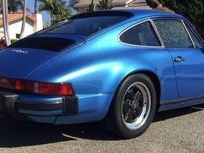 begagnad Porsche 911SC