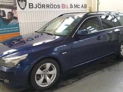 begagnad BMW 525 d Touring 197hk 564kr/mån
