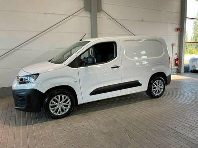 begagnad Citroën Berlingo Transport 1,5 BlueHDi 100 Hk L1 Dieselvärmare