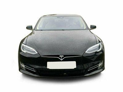 begagnad Tesla Model S 75
