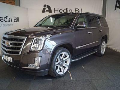 begagnad Cadillac Escalade Platinum 6.2 V8 4WD 7-Sits