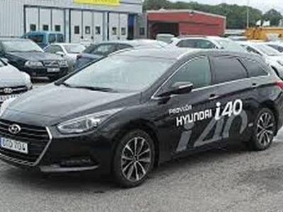begagnad Hyundai i40 Ki 1.7 CRDi Premium MY17